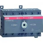 Реверсивные выключатели нагрузки ABB уже на складе