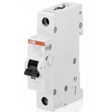 Автоматический выключатель S201-C6 1P C 6A 6kA 1M