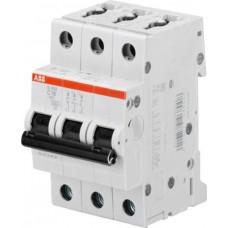 Автоматический выключатель S203-B40 3P B 40A 6kA 3M