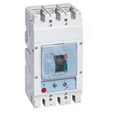 Автоматический выключатель Legrand DRX 125/20A, 3P 36kA, фикс. расцепители