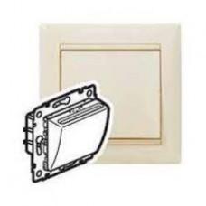 Valena - Выключатель для гостиничных номеров с выдержкой времени 30с, сл.кость