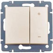Valena - Светорегулятор кнопочный 400Вт может управляться дистанционно с помощью кнопки, сл.кость