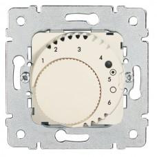 Valena - Tермостат промышленный для теплых полов 16A с датчиком на кабеле длинной 4 м, белый