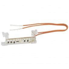 Светодиодная лампа индикации проводного подключения 230В, 3мА