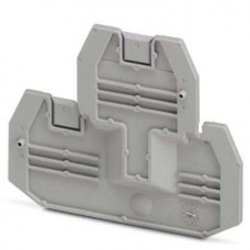 Крышка концевая D-UTTB 2,5/4 /2,2mm, для винтовых клемм UTTB 2,5..4, серая